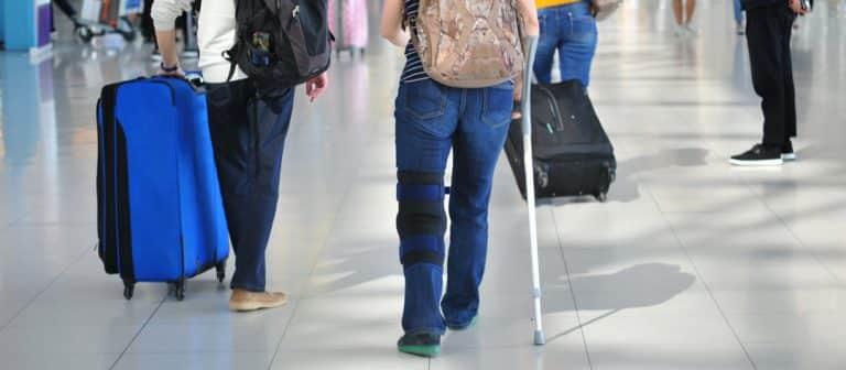 airline injuries