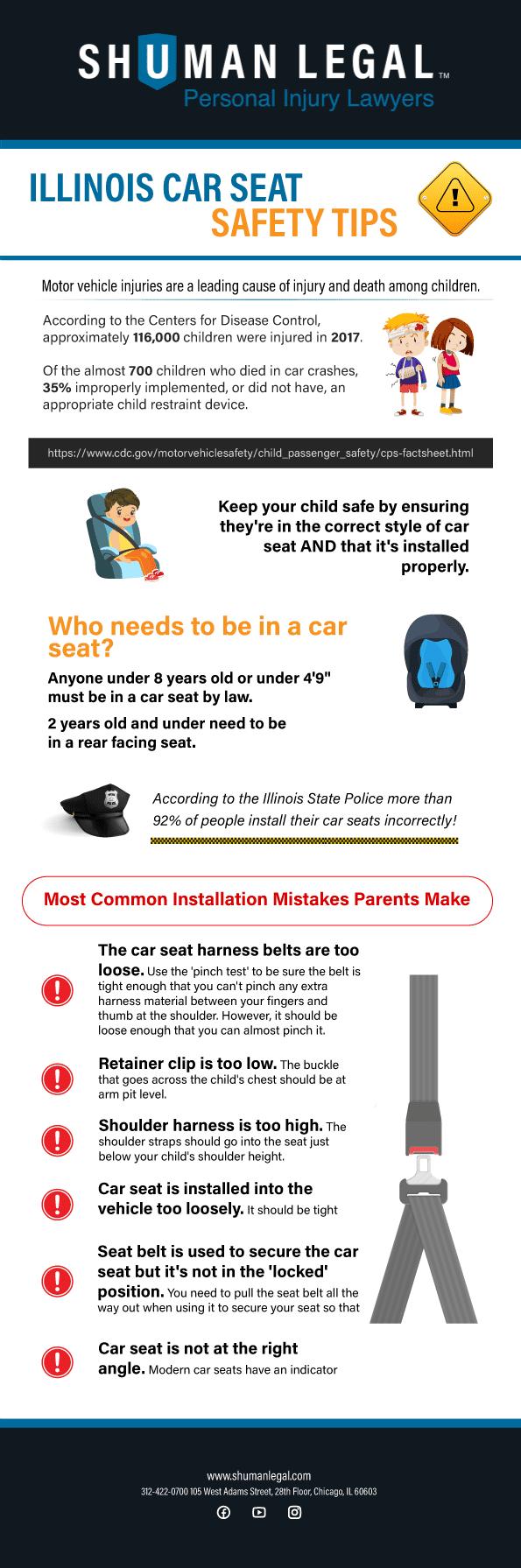 Illinois Car Seat Installation Tips